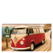 VW Camper Route One - 30x55 Value Canvas