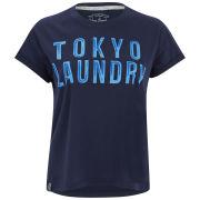 Tokyo Laundry Women's Millie T-Shirt - Eclipse Blue