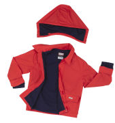 Hunter Kids Rain Coat - Red