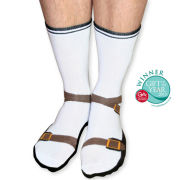 Silly Sock Sandals