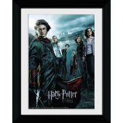 Harry Potter and the Goblet of Fire Main - Collector Print - 30 x 40cm