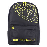 Animal Men's Lorenzo Backpack - Black/Lime