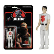 ReAction Alien Kane With Chestbuster 3 3/4 Inch Action Figure
