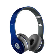 Beats By Dr. Dre: Wireless On Ear Headphones Including Mic - Blue