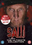 Saw: The Ultimate Collection Box Set (Includes Space for Saw 7)
