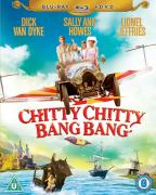 Chitty Chitty Bang Bang (Includes Blu-Ray and DVD Copy)