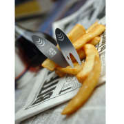 Touch of Ginger: Wallet Fish and Chips Tool