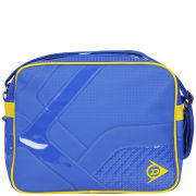 Dunlop Logo Front Messenger Bag - Blue