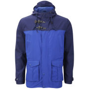 Brave Soul Men's Defence Jacket - Cobalt/Royal