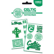 Celtic Crests and Slogans - Tattoo Pack