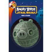 Angry Birds Star Wars Death Pig - Vinyl Sticker - 10 x 15cm