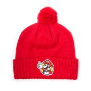 Mario - Beanie Hat (Red)