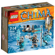 LEGO Chima: Saber-tooth Tiger Tribe Pack (70232)