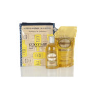 L'Occitane Almond Shower Oil and Refill (Worth: £42.00)