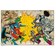 DC Comics Heroes Vs Villains - Maxi Poster - 61 x 91.5cm