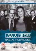 Law and Order - Special Victims Unit - Seizoen 10 - Compleet