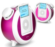 Ipod Alarm Clock - Pink One Size Pink