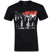 Joystick Junkies Mens Resevior Dogs T-Shirt - Black