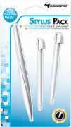 Nintendo Wii-U: Stylus Pack - White
