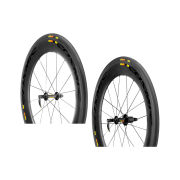 2013 Mavic Cosmic CXR 80 Tubular Wheelset
