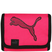 Puma Men's Big Cat Wallet - Cabaret/Black