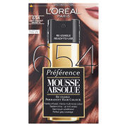 L'Oreal Paris Preference Mousse Absolue - 654 Light Chestnut Brunette