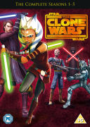 Star Wars: Clone Wars - Seasons 1-5