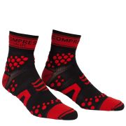 Compressport Pro Racing Socks - Trail - Black/Red