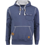 Smith and Jones Men's  Crux Hoody - Insignia Blue