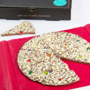 The Gourmet Chocolate Pizza Company Jelly Bean Jumble 10 Inch Pizza