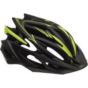 Bell Volt Cycling Helmet -Black/Hi Vis Yellow- 2014