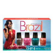 OPI Brazil Nail Lacquer - Copacababies Mini Pack