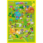 Moshi Monsters Moshling Land - Maxi Poster - 61 x 91.5cm