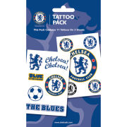 Chelsea Crests - Tattoo Pack