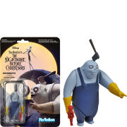 "ReAction The Nightmare Before Christmas - Behemoth - 3 3/4"""" Action Figure"