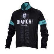 Bianchi Men's Talvera Jacket - Black/Celeste