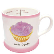 Recipe Mug -  Vanilla Cupcake