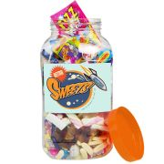 Retro Sweet Jar 'Thank You' - Large