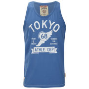 Tokyo Laundry Men's Beaver Point Vest - Federal Blue