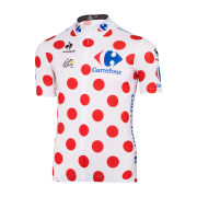 Le Coq Sportif Tour de France King of the Mountains Official Jersey - Polka Dot