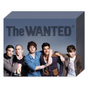 The Wanted Group - 40 x 30cm Canvas