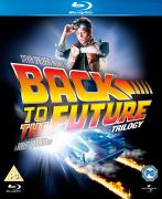 Back To The Future 1-3 Box Set: 25th Anniversary Limited Delorean Edition