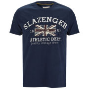 Slazenger Men's Hughes T-Shirt - Navy