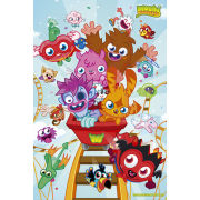 Moshi Monsters Rollercoaster - Maxi Poster - 61 x 91.5cm