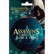 Assassins Creed 4 Black Flag Logo - Vinyl Sticker - 10 x 15cm
