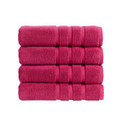 Christy Modena Towel - Magenta