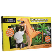 Colour Your Own Jumbo Dinosaur T-Rex