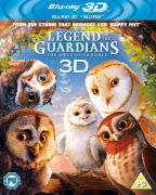 Legend of the Guardians 3D (Includes 2D Version)