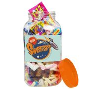 Retro Sweet Jar 'I Love You' - Large