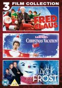 Triple Christmas Box Set (Jack Frost / Happy Feet / Fred Claus)
